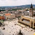 Ready apartments in the city center of Cracow
